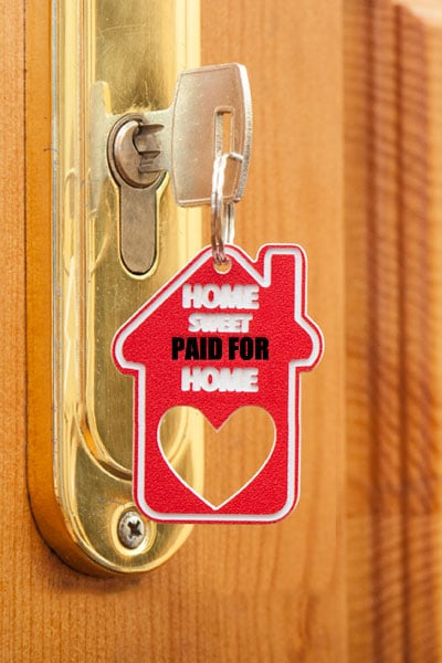 paying out home loan