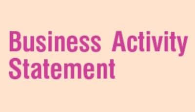 Business Activity Statement BAS