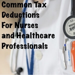 nurse-tax-deductions