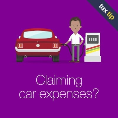 Claiming work related vehicle expenses