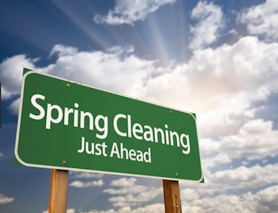 Spring cleaning business expenses